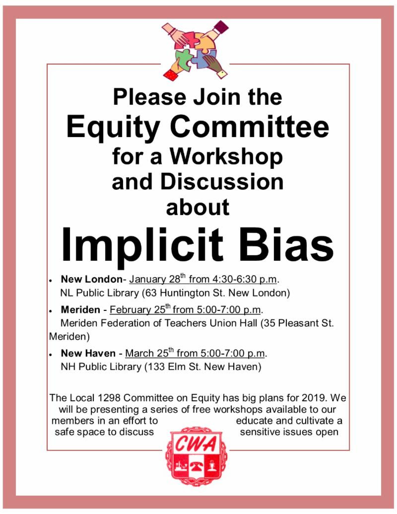 Implict Bias Training